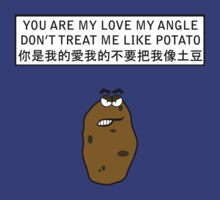 My Love Potato by cannedpasta