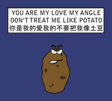 My Love Potato by cannedpasta