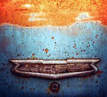 Chevy trunk emblem by tjdewey