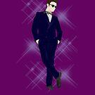 Mr. Hollywood by bowtiedarling
