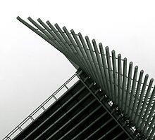 Milwaukee Architecture 4 by Elizabeth Bravo