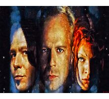 The Fifth Element Photographic Print