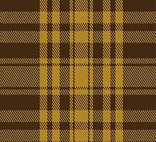 00617 Yellow Pencil Tartan Fabric Print Iphone Case by Detnecs2013