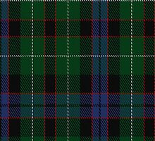 00620 Abercrombie (McKinlay) Tartan Fabric Print Iphone Case by Detnecs2013
