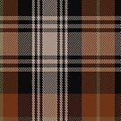 00623 Aberlour Whisky Tartan Fabric Print Iphone Case by Detnecs2013