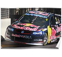 2013 Clipsal 500 Day 2 Top 10 Shoot Out Poster