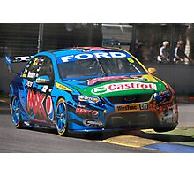 2013 Clipsal 500 Day 2 V8 Supercars Practise Photographic Print
