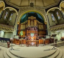 St Michael's Uniting Church • Melbourne by William Bullimore