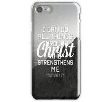 Philippians 3:14 iPhone Case/Skin