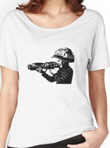 Kids with Guns Women's Relaxed Fit T-Shirt