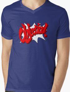 Objection! Mens V-Neck T-Shirt