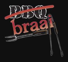 BRAAI BBQ Kids Clothes