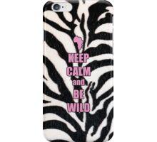 Keep Calm... iPhone Case/Skin