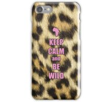 Keep Calm... iPhone Case/Skin