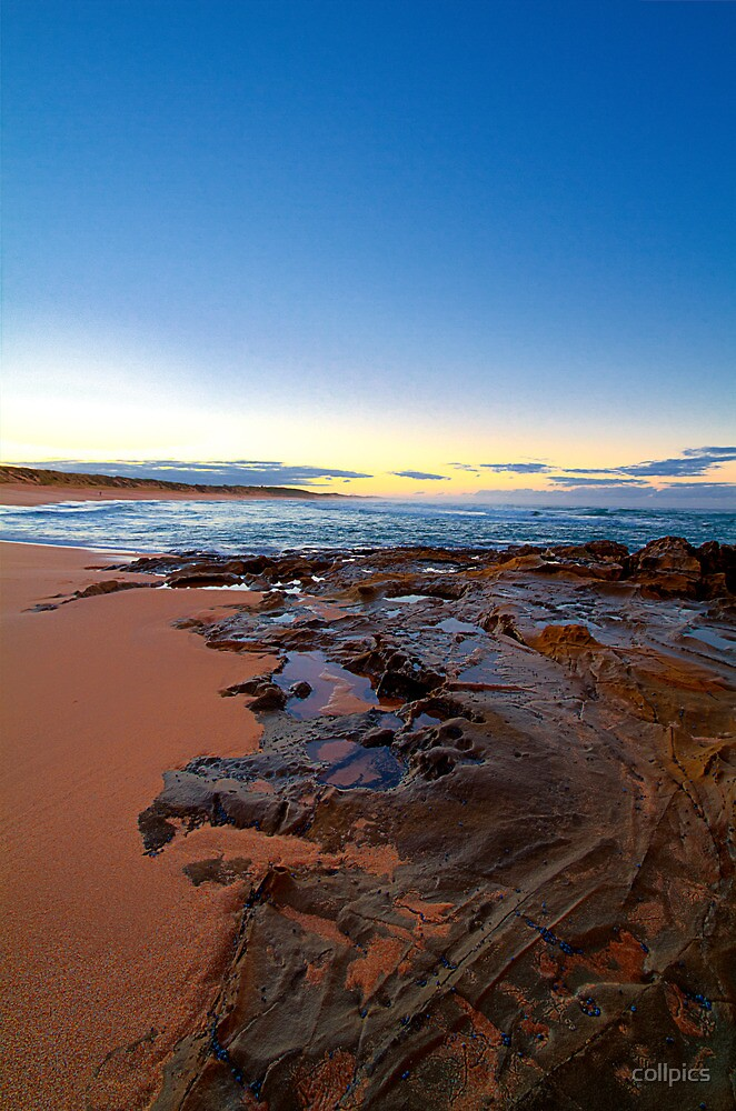 Low tide by collpics