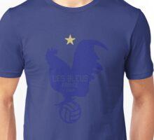 Les Bleus Unisex T-Shirt
