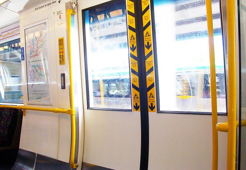 Train 04 03 13 Ten by Robert Phillips