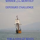 Love of Boats Banner by Judi Rustage