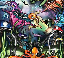 Octodoof by SolitairePrints