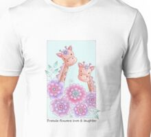 Tall Friends Unisex T-Shirt