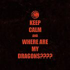 Keep Calm... by derekTheLair