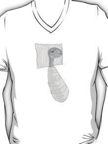 eraserhead baby - black and white T-Shirt
