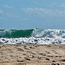 Sand Sea Sky by Pene Stevens