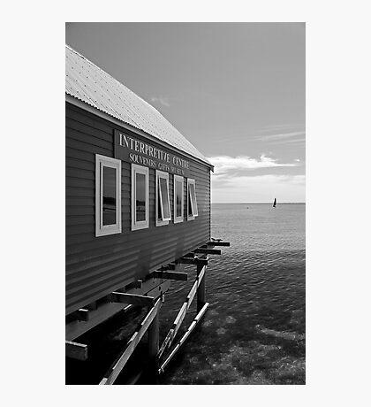 Distant Sail Photographic Print
