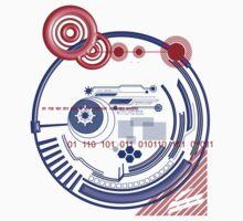 Technolog33k One Piece - Short Sleeve