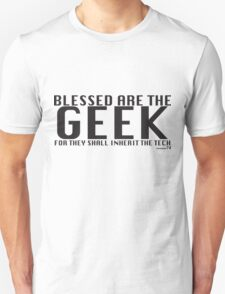 Blessed are the Geek T-Shirt