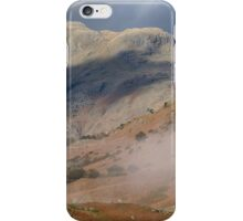 The Langdale Pikes Cumbria iPhone Case/Skin