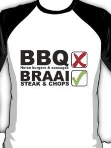 BRAAI HORSE MEAT T-Shirt