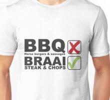 BRAAI HORSE MEAT Unisex T-Shirt