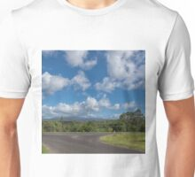 Country Road in Queensland Unisex T-Shirt