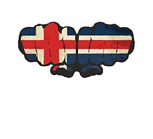 Iceland! by ONE WORLD by High Street Design