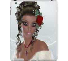 African American Woman iPad Case iPad Case/Skin