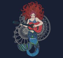 Musical Mermaid Kids Clothes