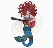 Musical Mermaid Kids Clothes
