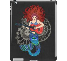 Musical Mermaid iPad Case/Skin