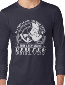 PROUD TO BE A SAILOR Long Sleeve T-Shirt