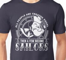 PROUD TO BE A SAILOR Unisex T-Shirt