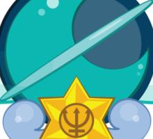 Sailor Neptune Crest Sticker