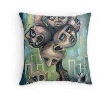 Tree Of Life (brainstemming.com) Throw Pillow