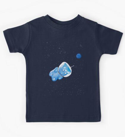 Gummy Bear in Space Kids Tee
