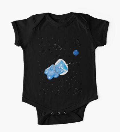 Gummy Bear in Space One Piece - Short Sleeve