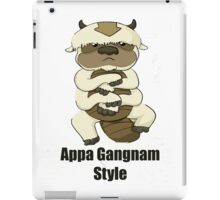 Appa Gangnam Style iPad Case/Skin