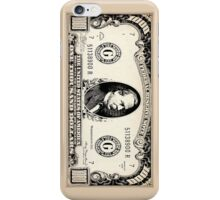 Thousand Dollar Bill iPhone iPod Case iPhone Case/Skin