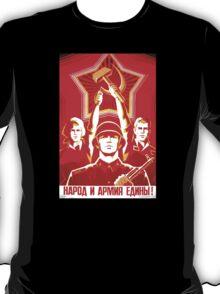 USSR Propaganda - Hammer and Sickle T-Shirt