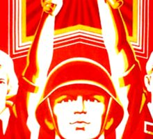 USSR Propaganda - Hammer and Sickle Sticker