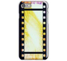 Vintage Film Strip iPhone iPod Case iPhone Case/Skin